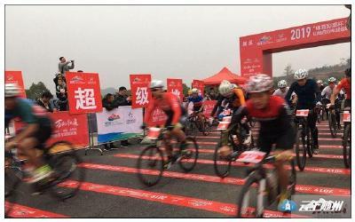 体旅融合 打造醉美赛道 |中国大别山山地自行车超级联赛在大洪山收官