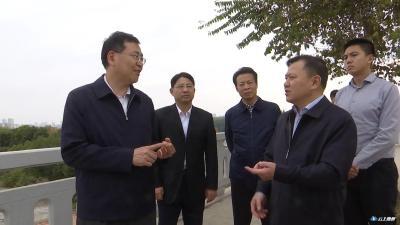 市委书记陈瑞峰带队暗访,为何事?