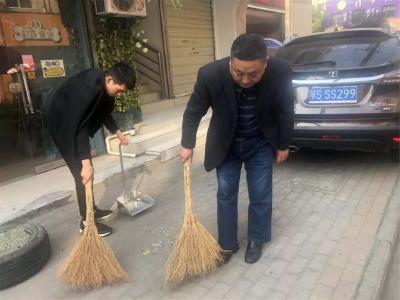 曾都环境整治 | 周五大扫除