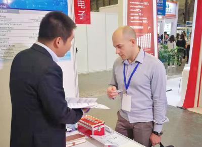 泰晶科技亮相2019年中国电子展