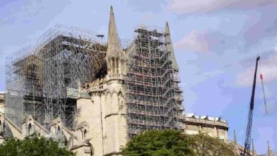 中国专家将赴法国现场参与巴黎圣母院修复