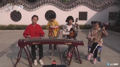 特校里的盲童乐队  用音乐放飞梦想