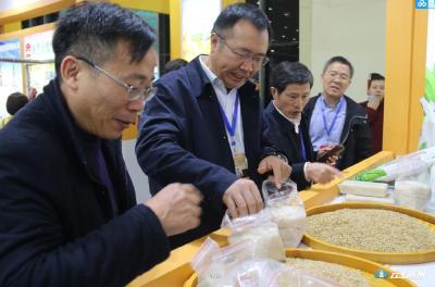 随州农产品唱响武汉农博会