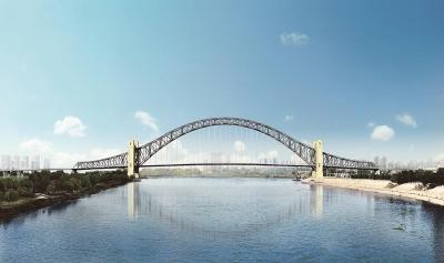 武汉江汉七桥预计2020年底建成 硚口到武昌汉阳更畅通