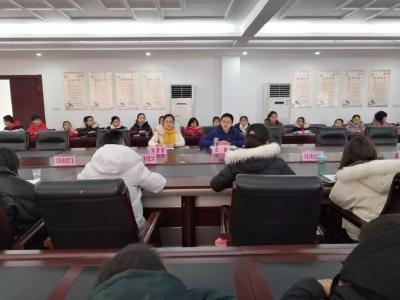 团区委开展党的十九届四中全会精神宣讲