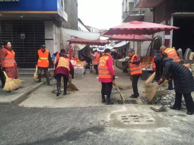 齐动手 扫干净 迎新春 | 曾都区掀起城乡环境秩序综合整治热潮
