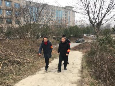 齐动手 扫干净 迎新春 | 城南新区开展城乡环境卫生大整治