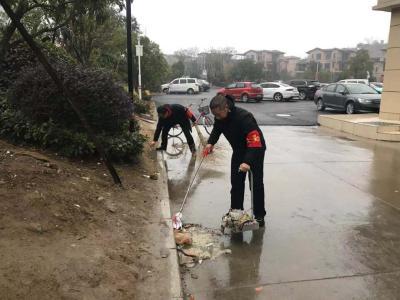 齐动手 扫干净 迎新春 | 城南新区开展城乡环境综合整治