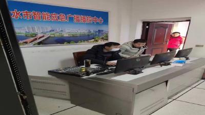 """广水市文旅局""""村村响""""应急广播疫情发挥作用"""