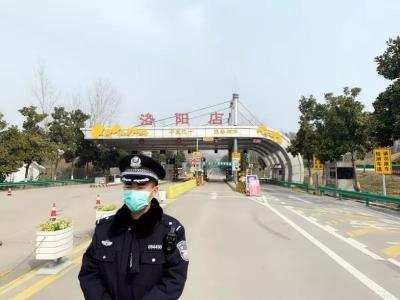 洛阳镇警察刘洋的硬核担当