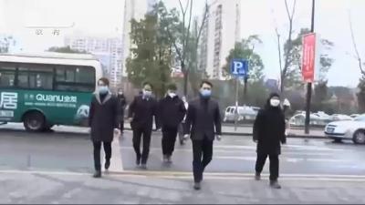 V视| 全国9名中医专家汇聚广水 助力打赢抗疫阻击战