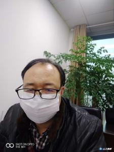 """战""""疫""""中的坚守——记随州市农业局干部夏洪存"""