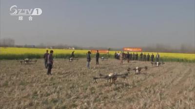 """V视 全市农业生产现场会 按下春季农业生产""""快进键"""""""