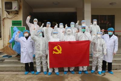 随县均川镇卫生院感染科卫士  抗疫路上立誓言