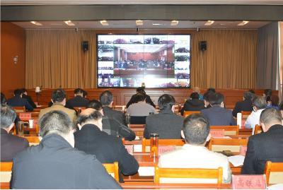 随县召开县委常委(扩大)会议暨疫情防控调度会议