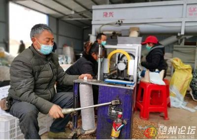 随州:克服疫情影响 决战决胜脱贫攻坚