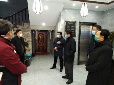 市委常委、常务副市长林常伦看望江西援随专家团队