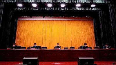 随县召开基层党建述职评议暨组织工作会议