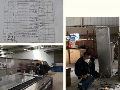 东城办事处:五措并举促进企业复工复产