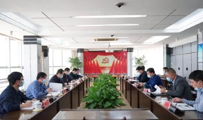 刘晓鸣:真心真情帮助企业纾困解难 全力推动实体经济加快发展