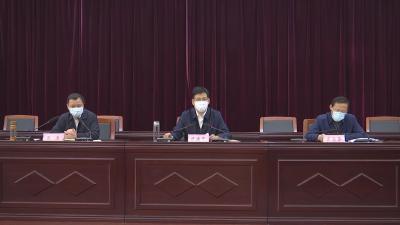 陈瑞峰在全市宣传部长会上强调 守正创新 凝心聚力 推动宣传思想工作不断开创新局面