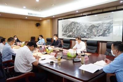 陈瑞峰主持召开市委宣传思想工作领导小组第一次会议强调:推动宣传思想工作强起来