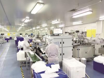 多位住鄂全国政协委员联名建议 在鄂打造医用防护物资生产基地