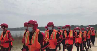 我市举行抗洪抢险应急救援演练