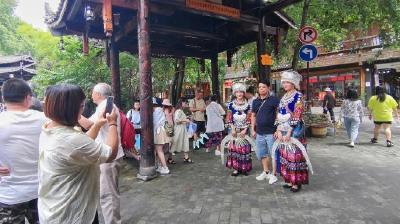 2020年端午假期中国接待国内游客逾4880万人次