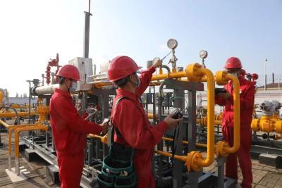 效能提升示范行动   曾都区发改局强化隐患排查确保油气长输管线安全