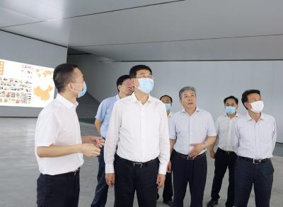 陈瑞峰调研检查安全生产工作强调:抓牢抓细抓实安全生产工作 确保全市安全生产形势稳定