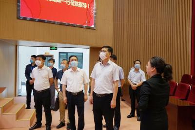 陈瑞峰在市警示教育中心调研强调:一体推进不敢腐不能腐不想腐 营造风清气正良好环境