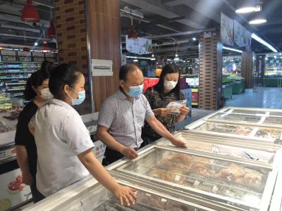 广水市市场监督管理局:开展食品安全隐患大排查  切实维护群众健康和安全