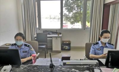 高新区公安分局白云湖派出所户籍业务窗口正式开通