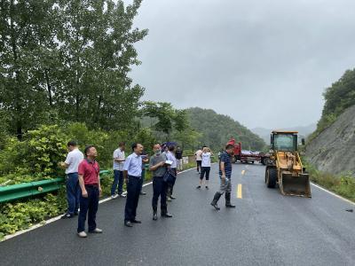 市自然资源和规划局加强地质灾害防治