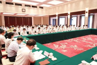 应勇王晓东与市州主要负责同志座谈,强调下半年湖北工作这样干!