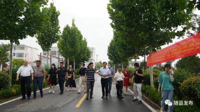 省督查组就随县创建第三批湖北省公共文化服务体系示范区建设工作开展中期督查