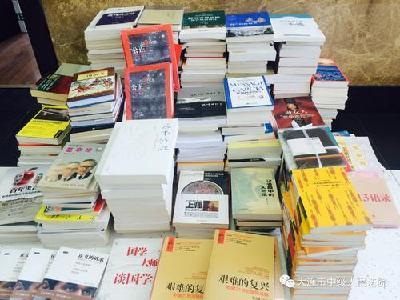 省教育学会捐赠3000册图书支持随州市书法教育疫后重振