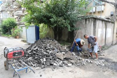 民生改善示范行动丨乌龙巷社区投资1353余万元改造老旧小区