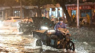 京津冀将现入汛以来最强降雨 地质灾害气象风险较高