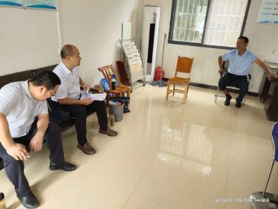 随州电信分公司纪委在广水开展扶贫领域及疫情防控工作监督检查
