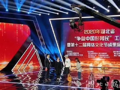 """【最新】2020年湖北省""""争做中国好网民""""工程评选揭晓,看看都有谁?"""
