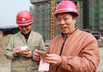 """打造农民工工资支付监控预警平台 湖北出重拳惩戒欠薪的""""老赖"""""""