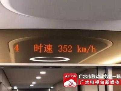 又一个新的里程碑!中国高铁将开启新