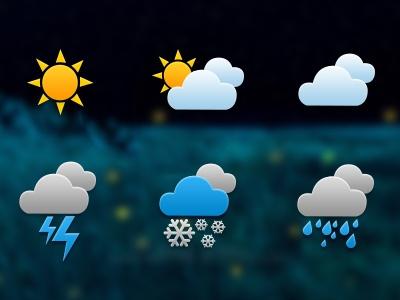 湖北明起将迎降雨 高温缓解 局地有暴雨