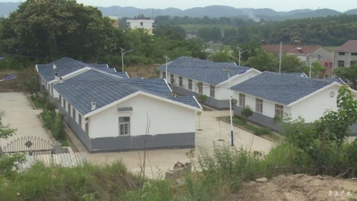 广水市冷棚村:扶贫有方  致富有路
