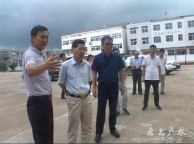 """随州市政协副主席加玉计到广水市调研""""非遗""""工作"""