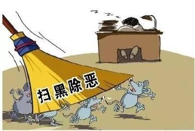 """湖北广水:横行乡里10余年的家族恶势力被铲除 15名党员干部""""护黑""""被处理"""