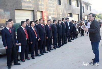 广水市人民法院采取保全措施 支持行政机关打击涉黑组织违规建筑牟取暴利