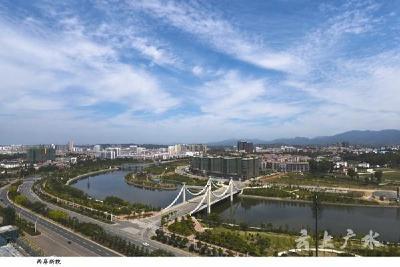 水清岸绿景更美 ——广水落实河长制打造高品质水环境
